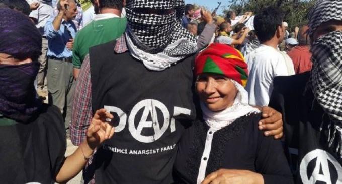 Costruire l'autonomia in Turchia e Kurdistan: intervista con Azione Rivoluzionaria Anarchica (DAF- Devrimci Anarşist Faaliyet)