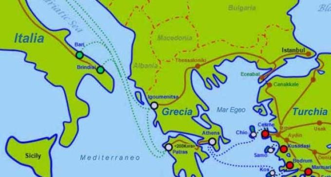 Sepolcri imbiancati. Sull'accordo UE/Turchia