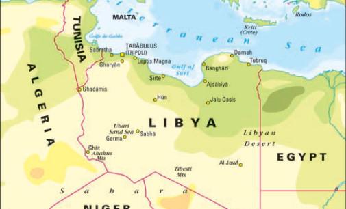 La Libia è Misurata