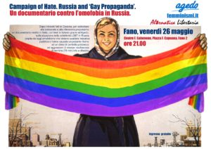 Campaign of Hate. Russia and Gay Propaganda