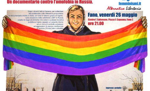 Campagna d'odio – Campaign of Hate. Russia and 'Gay Propaganda'
