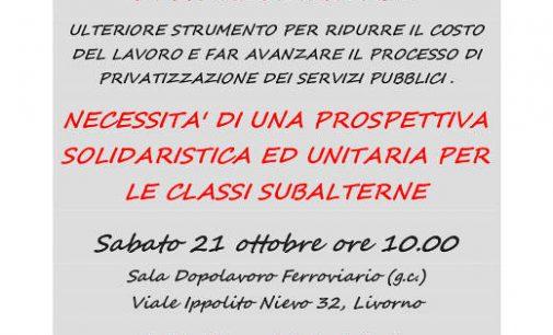 Livorno sabato 21 settembre