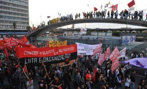 Brasile – Giù le mani dal movimento anarchico! Solidarietà con la FAG e gli anarchici brasiliani!