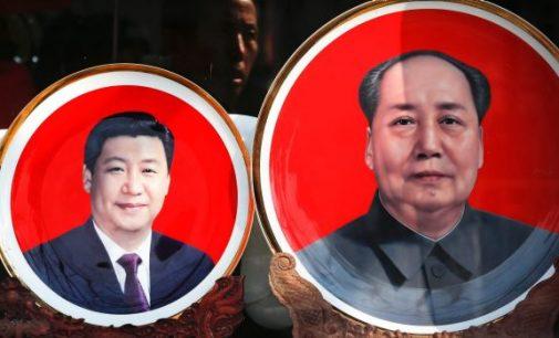 La Cina di Marx, Lenin. Mao e  Xi Jinping
