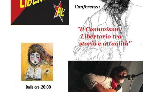 A cena con  Bakunin – Livorno