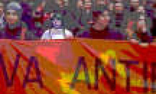 3 febbraio 2018 Genova antifascista