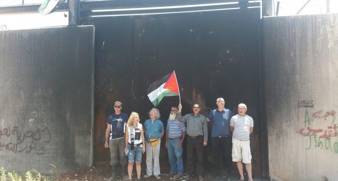 #Palestina Israele, report dalla lotta popolare giugno 2018