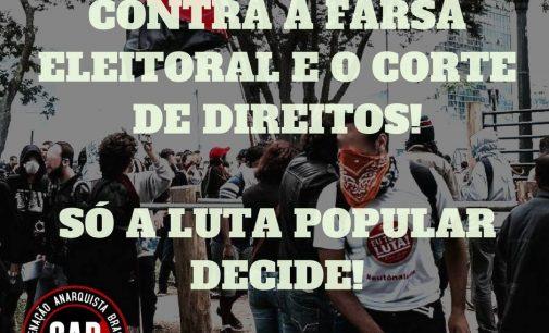 Note sul corrente stato della lotta di classe in Brasile