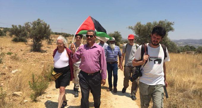 #Palestina Israele, report dalla lotta popolare luglio 2019
