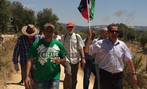#Palestina Israele, report dalla lotta popolare agosto 2019