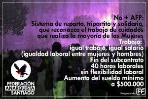 Federaciòn Anarquista Santiago