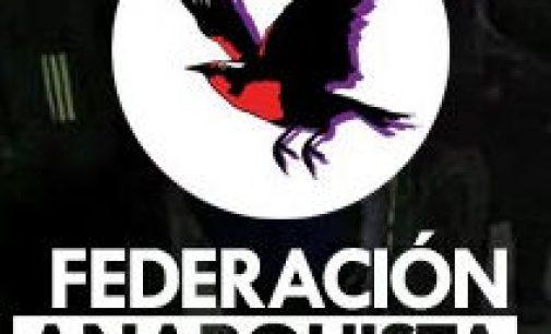 Sul Cile   le dichiarazioni della Federazione Anarchica di Santiago