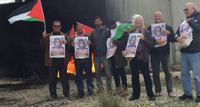 #Palestina Israele, report dalla lotta popolare febbraio-marzo 2020