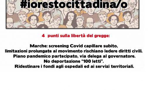 #iorestocittadina/o – 4 punti sulla libertà del gregge.