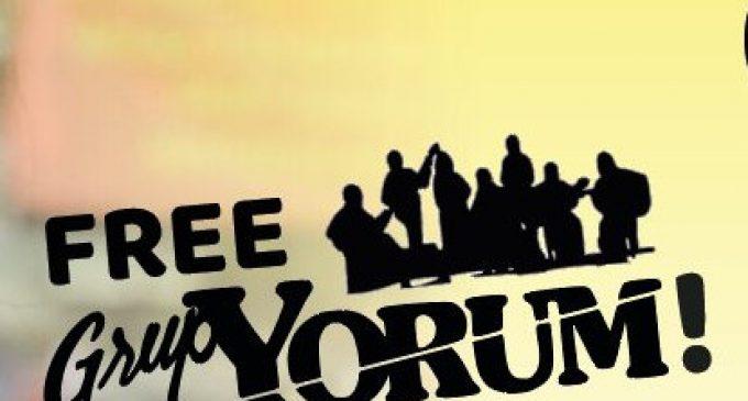 A sostegno delle richieste di Grup Yorum