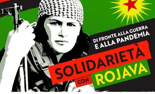 Dichiarazione di solidarietà con il Rojava di fronte alla guerra e alla pandemia globale!