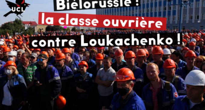 La classe operaia contro Lukashenko