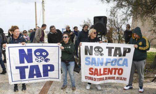 Solidarietà al Movimento NO TAP sotto processo a Lecce
