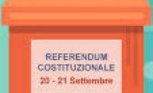 Sul Referendum del 20-21 Settembre